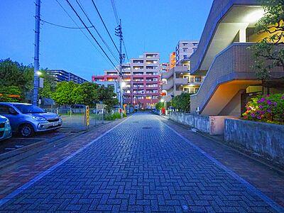 閑静な街並みの前面道路で夜には綺麗な光が立ち並びます。落ち着いた印象のある街並みでした。,3LDK,面積70.4m2,価格2,390万円,西武多摩川線 是政駅 徒歩2分,JR南武線 南多摩駅 徒歩16分,東京都府中市是政5丁目