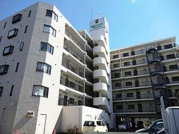 キャッスルマンション草加松原[4階]の外観