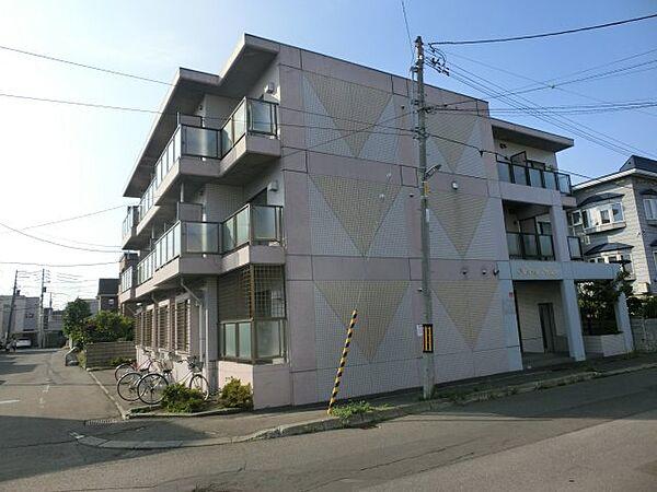 メゾン・ド・ムートン 1階の賃貸【北海道 / 札幌市北区】