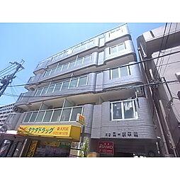 奈良県奈良市大宮町1丁目の賃貸マンションの外観