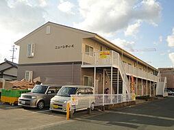 静岡県浜松市中区高丘北1丁目の賃貸アパートの外観