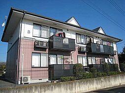 群馬県高崎市吉井町片山の賃貸アパートの外観