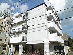 大阪府大阪市東住吉区北田辺4丁目の賃貸マンションの外観