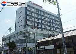 愛知県西尾市花ノ木町3丁目の賃貸マンションの外観