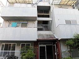 コーポ山岡[2階]の外観