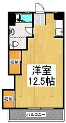 第一セイケンマンション[3階]の間取り