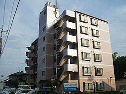 レジデンスアザレア[4階]の外観