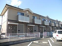 [テラスハウス] 神奈川県厚木市上落合 の賃貸【神奈川県/厚木市】の外観