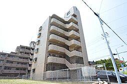 愛知県名古屋市中川区西伏屋2の賃貸マンションの外観