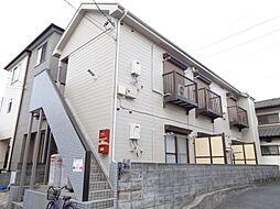 埼玉県戸田市笹目4の賃貸アパートの外観