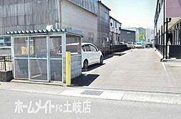 岐阜県多治見市宝町2丁目の賃貸アパートの外観