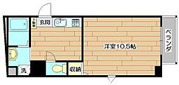 (仮)新庄町マンション計画[4階]の間取り