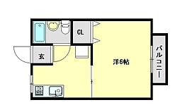 雲雀丘花屋敷駅 3.2万円