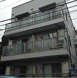 リシェ西大井[105号室]の外観