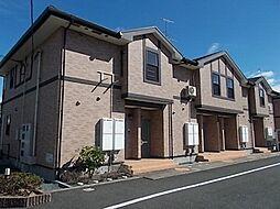 熊本電気鉄道 御代志駅 バス16分 富の原下車 徒歩6分の賃貸アパート