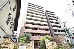 プレジオ中津[6階]の外観