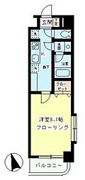 NSTビルディング2[3階]の間取り