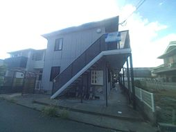 兵庫県明石市和坂1丁目の賃貸アパートの外観