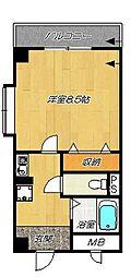 エトワールブリヤン[2階]の間取り