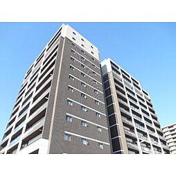 茨城県つくば市学園南2丁目の賃貸マンションの外観