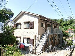 佐野ハイツA[201号室]の外観