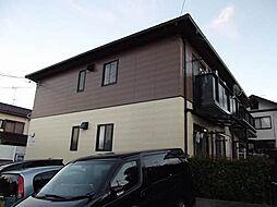 山口県下関市稗田中町の賃貸アパートの外観