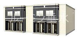 仮 三木市本町新築アパート[2階]の外観