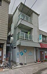 大阪府茨木市高田町の賃貸マンションの外観