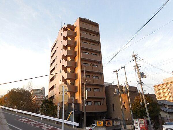 ファイネスコート草津[4階]の外観