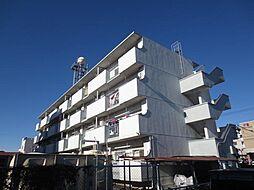 スカイハイツ上石田[4階]の外観