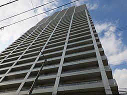 ライオンズマンション大阪スカイタワー[32階]の外観