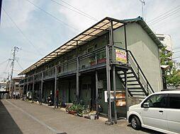 辻岡アパート[2階]の外観