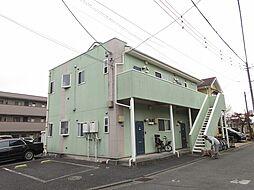神奈川県横浜市泉区和泉中央北1丁目の賃貸アパートの外観