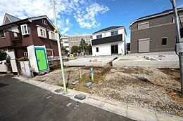 3号棟 外観住宅性能表示適合住宅・耐震等級は高等級の3を取得