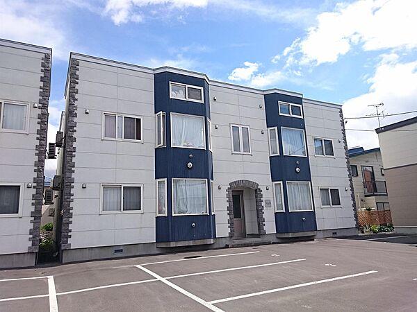 ヴィードII 1階の賃貸【北海道 / 旭川市】