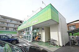 エミナンス太閤[2階]の外観