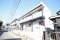 神奈川県綾瀬市寺尾北4の賃貸アパートの外観