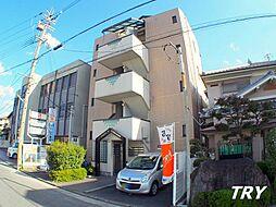 シャルマンフジ 大和高田壱番館[1階]の外観