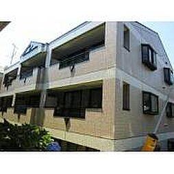 サンハイム柿生II[3階]の外観