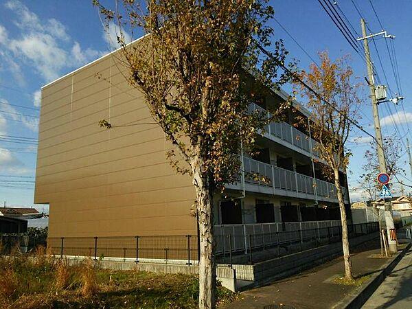 レオパレスビュートラスト 2階の賃貸【兵庫県 / 神戸市西区】