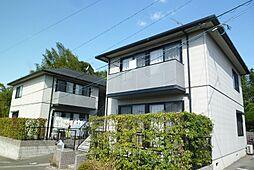 福岡県宗像市土穴3丁目の賃貸アパートの外観