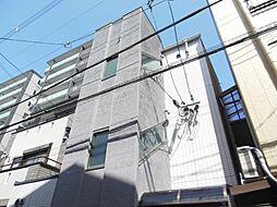 京都府京都市中京区越後町の賃貸マンションの外観