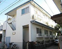 東京都練馬区小竹町1の賃貸アパートの外観