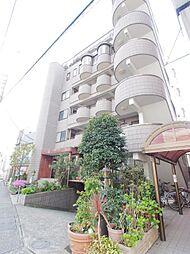 神奈川県川崎市多摩区菅北浦1丁目の賃貸マンションの外観