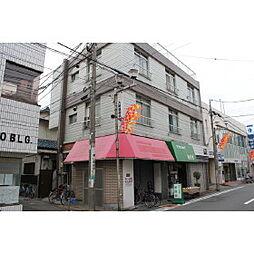 秋山ビル[201号室]の外観