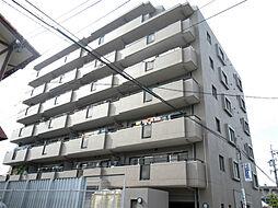 愛知県名古屋市名東区八前1丁目の賃貸マンションの外観