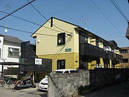 博友館[2階]の外観