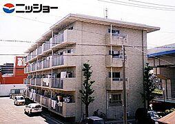 坂田ハイツ[3階]の外観