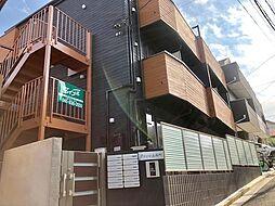 神奈川県横浜市神奈川区上反町2の賃貸アパートの外観