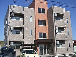 宮城県仙台市太白区東中田1丁目の賃貸マンションの外観